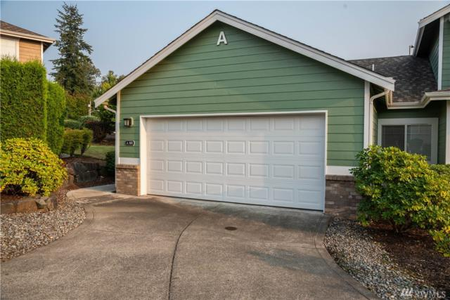 10700 SE 260th St A101, Kent, WA 98030 (#1347734) :: The Craig McKenzie Team