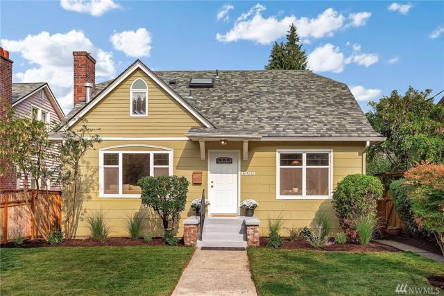 7508 18th Ave NE, Seattle, WA 98115 (#1347898) :: The DiBello Real Estate Group