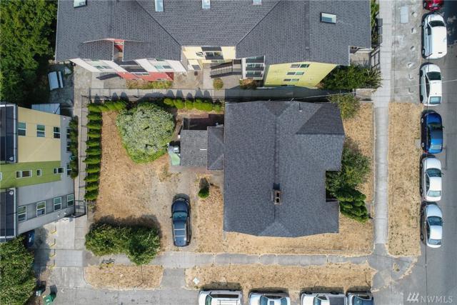 4303 7th Ave NE, Seattle, WA 98105 (#1348136) :: The DiBello Real Estate Group
