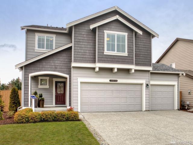1205 32nd St NW #48, Puyallup, WA 98371 (#1348544) :: Crutcher Dennis - My Puget Sound Homes