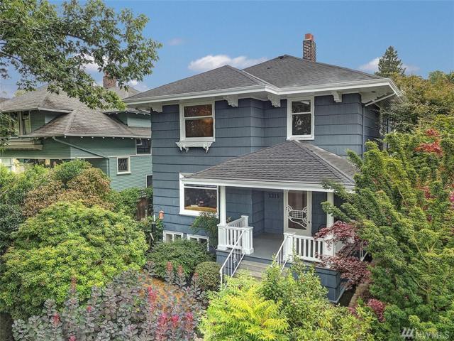 1215 17th Ave E, Seattle, WA 98112 (#1348615) :: Better Properties Lacey