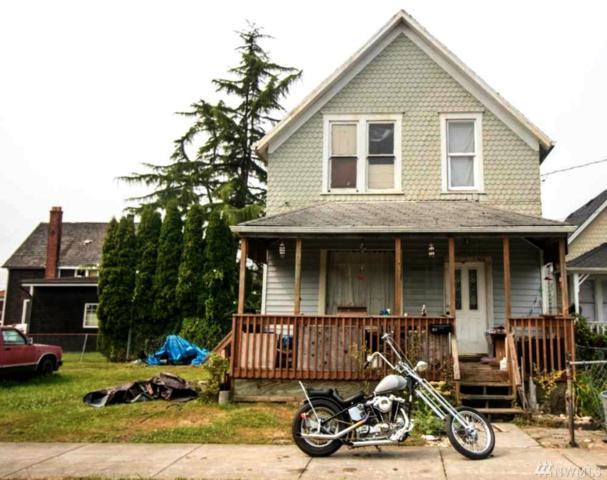 416 11th St, Hoquiam, WA 98550 (#1348635) :: Better Properties Lacey