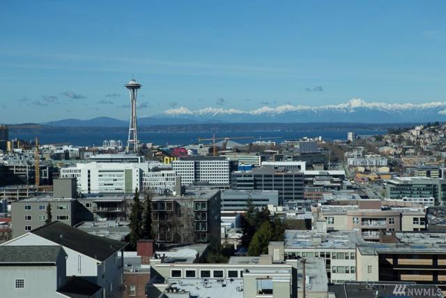 525 Belmont Ave E 7B, Seattle, WA 98102 (#1348659) :: Kwasi Bowie and Associates