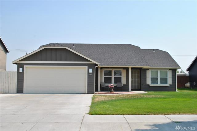 905 S Rees St, Moses Lake, WA 98837 (#1348768) :: Homes on the Sound