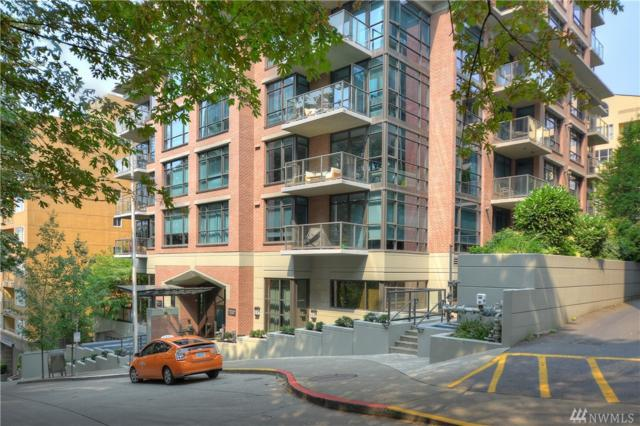 1420 Terry Ave #2103, Seattle, WA 98101 (#1349061) :: Kwasi Bowie and Associates
