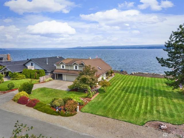 320 North Beach Dr, Port Ludlow, WA 98365 (#1349062) :: Homes on the Sound