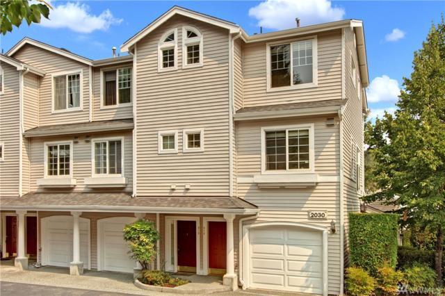 2030 132nd Ave SE #312, Bellevue, WA 98005 (#1349584) :: Carroll & Lions