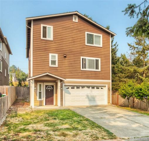 617 SW 4th Place #4, Renton, WA 98057 (#1349616) :: Homes on the Sound