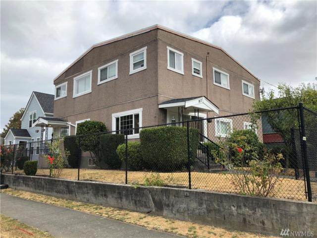 817 S 11th St, Tacoma, WA 98405 (#1349644) :: Homes on the Sound
