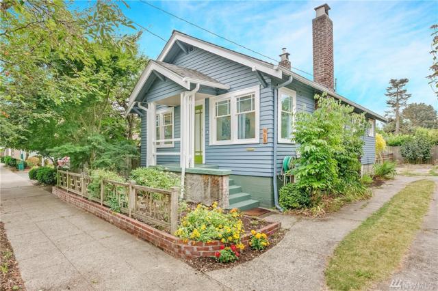 909 NE 55th St, Seattle, WA 98105 (#1349664) :: Homes on the Sound