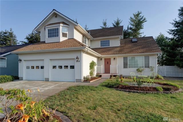 215 Evergreen Wy, Everson, WA 98247 (#1349944) :: Homes on the Sound