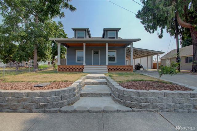 1044 Park St, Woodland, WA 98674 (#1350137) :: Homes on the Sound