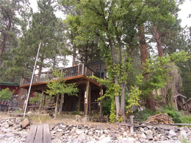 144-A Sinlahekin Rd, Conconully, WA 98819 (#1350156) :: Homes on the Sound