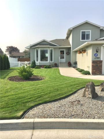 1704 E Houghton Ct, Spokane, WA 99217 (#1350160) :: Homes on the Sound