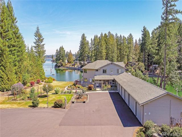 5550 E Grapeview Loop Rd, Allyn, WA 98524 (#1350345) :: Priority One Realty Inc.