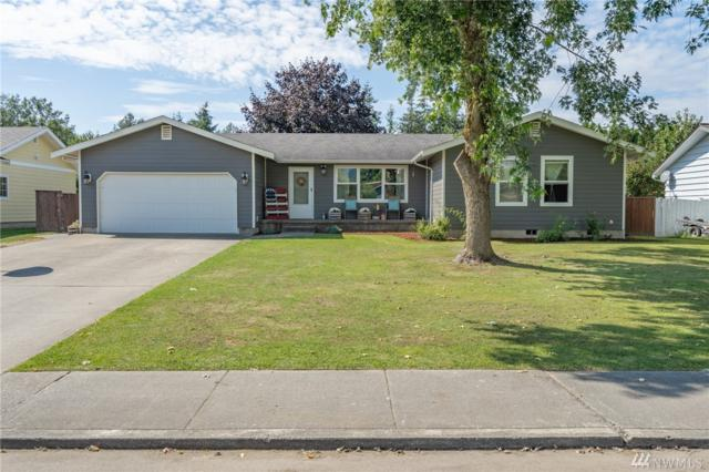 807 W First St, Nooksack, WA 98276 (#1350412) :: Homes on the Sound