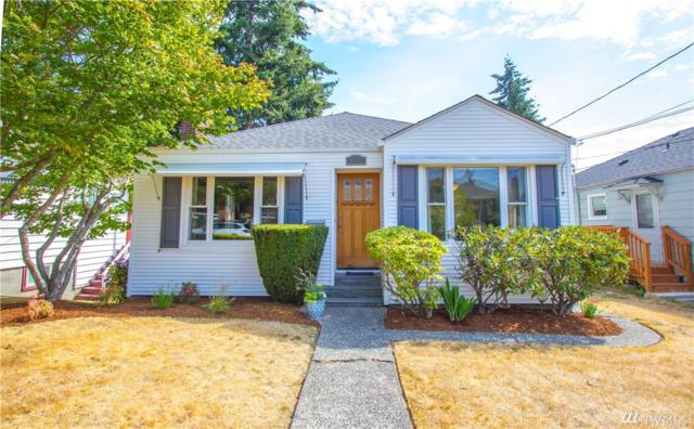 8022 19th Ave NW, Seattle, WA 98117 (#1350442) :: Homes on the Sound