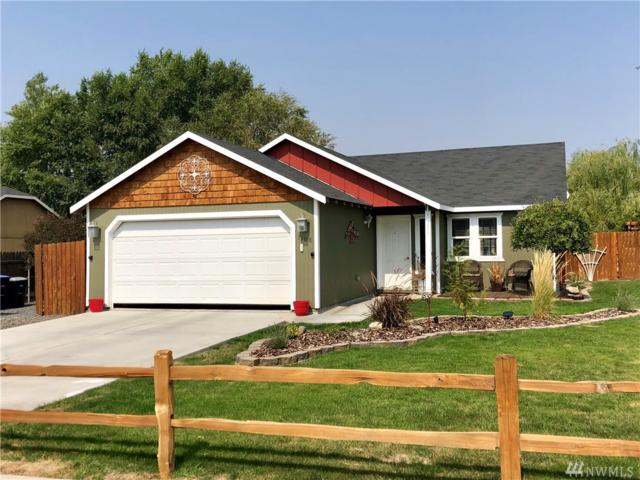 1108 Meadow View Dr, Moses Lake, WA 98837 (#1350458) :: Homes on the Sound