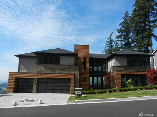 6981 171st (Lot 83) Ct SE, Bellevue, WA 98006 (#1350471) :: Homes on the Sound