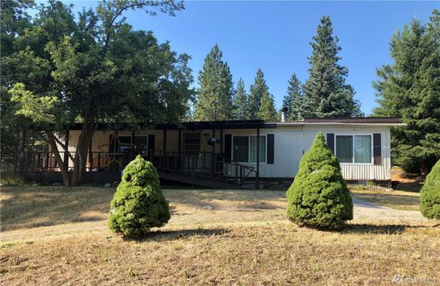 40 Pine Crest Rd, Tonasket, WA 98855 (#1350584) :: Homes on the Sound