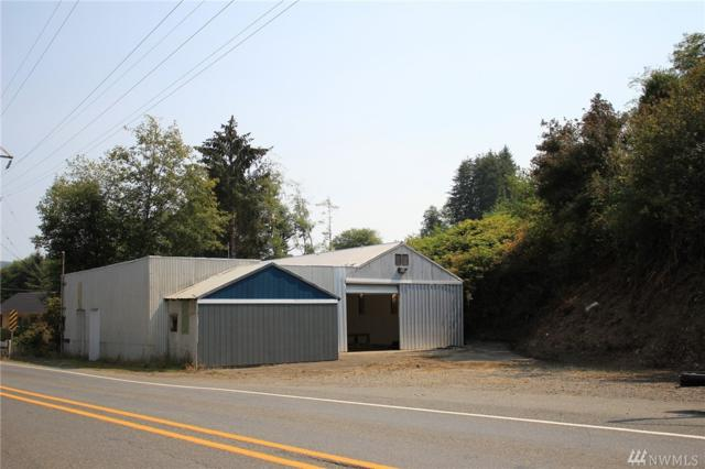 16492 Hwy 112, Clallam Bay, WA 98326 (#1350629) :: Kimberly Gartland Group