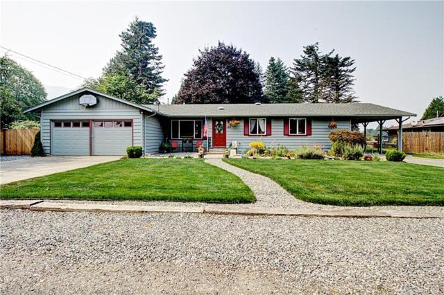 129 Thrasher Ave NE, North Bend, WA 98045 (#1350736) :: Homes on the Sound