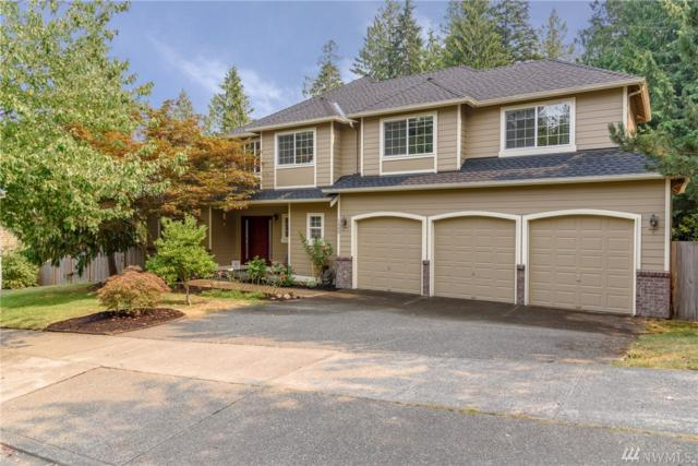 1353 SW 10th St, North Bend, WA 98045 (#1350739) :: Homes on the Sound