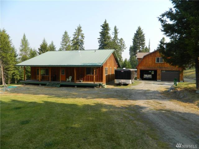 33 Red Fox Lane, Tonasket, WA 98855 (#1350947) :: Homes on the Sound