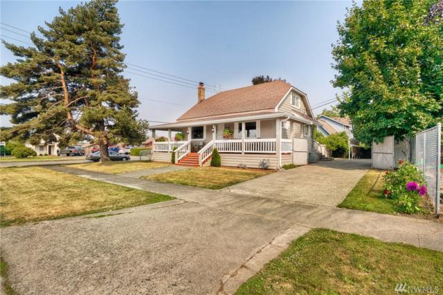 2147 Montgomery Ave, Enumclaw, WA 98022 (#1351013) :: Homes on the Sound