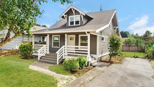 816 6th St SE, Auburn, WA 98002 (#1351139) :: Homes on the Sound
