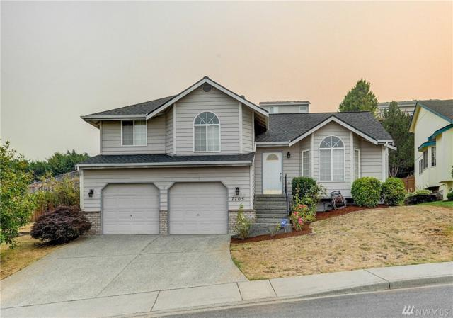 7705 81st St NE, Marysville, WA 98270 (#1351211) :: Homes on the Sound