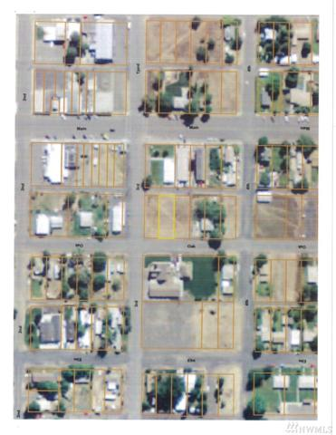 0 Lot 2 Block 22, Warden, WA 98857 (#1351407) :: Homes on the Sound