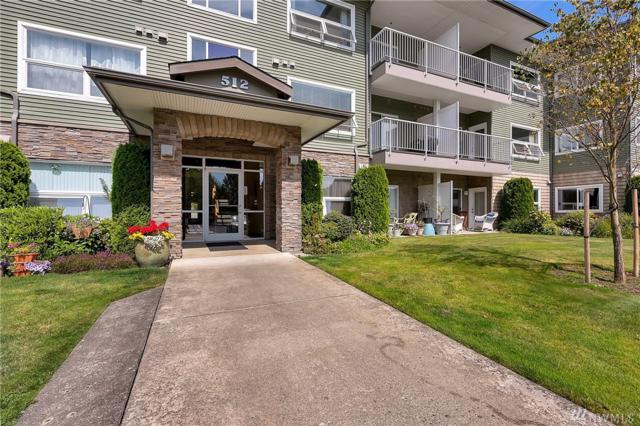 512 Darby Dr #206, Bellingham, WA 98226 (#1351422) :: Ben Kinney Real Estate Team