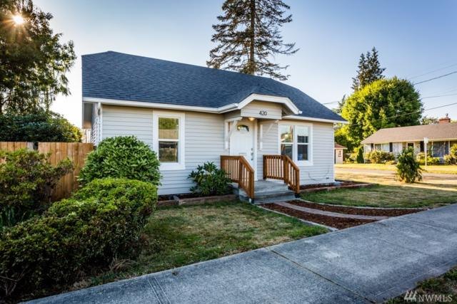 420 Cherry Ave, Sumner, WA 98390 (#1351487) :: Homes on the Sound