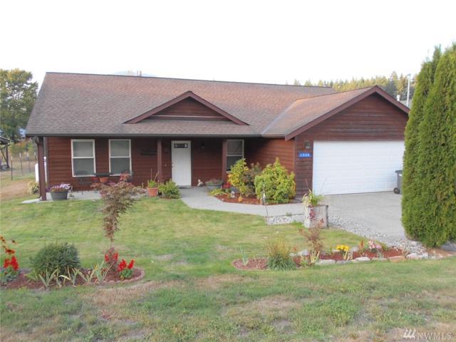 1260 Cascade St, Darrington, WA 98241 (#1351560) :: Homes on the Sound