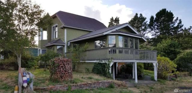 33 1st St, Bay Center, WA 98527 (#1351620) :: Homes on the Sound