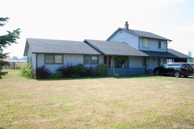 215 Mary M Knight Rd, Elma, WA 98541 (#1351648) :: Kwasi Bowie and Associates