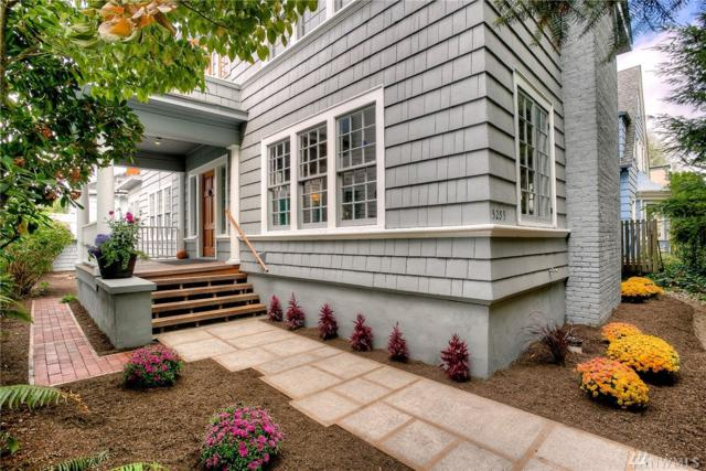 5259 17th Ave NE, Seattle, WA 98105 (#1351684) :: Homes on the Sound