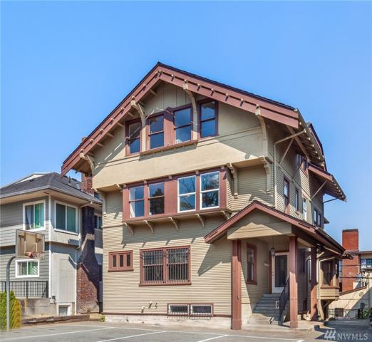 4708 18th Ave NE, Seattle, WA 98105 (#1351708) :: Homes on the Sound