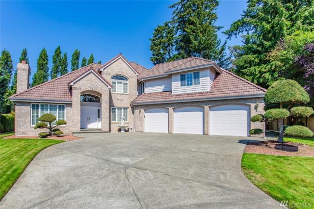 414 SW 348th Ct, Federal Way, WA 98023 (#1351924) :: Homes on the Sound