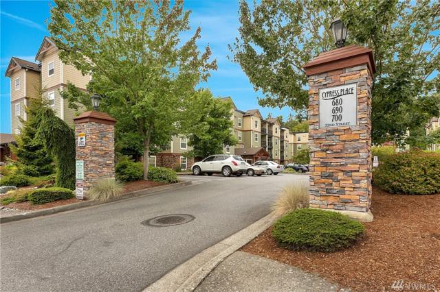 680 32nd St C211, Bellingham, WA 98225 (#1352180) :: Homes on the Sound