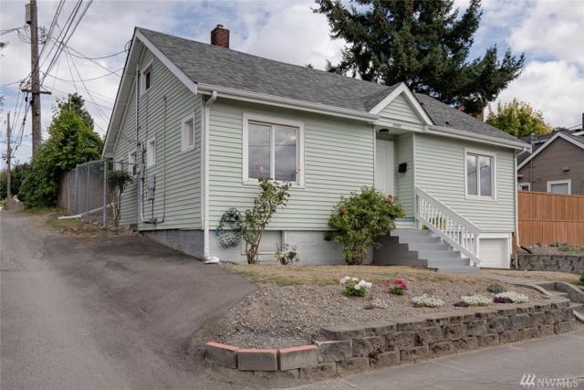 1015 S Cedar, Tacoma, WA 98405 (#1352200) :: Homes on the Sound