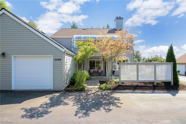 4106 SE 221st Place #1072, Issaquah, WA 98029 (#1352440) :: Homes on the Sound