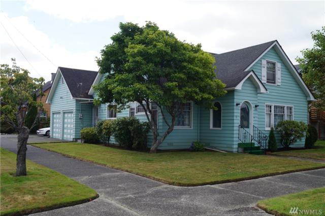 601 Simpson Ave, Aberdeen, WA 98520 (#1352660) :: Homes on the Sound