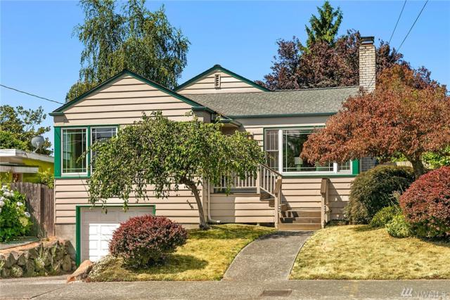 4107 55th Ave SW, Seattle, WA 98116 (#1352983) :: KW North Seattle