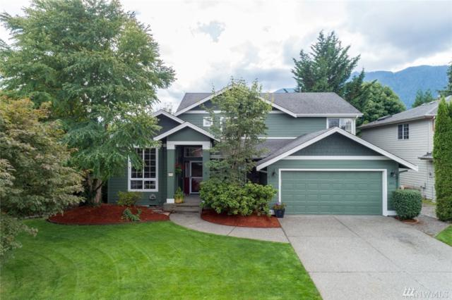 485 SE 7th St, North Bend, WA 98045 (#1353148) :: Homes on the Sound