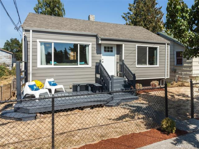 748 S Kenyon St, Seattle, WA 98108 (#1353190) :: Homes on the Sound