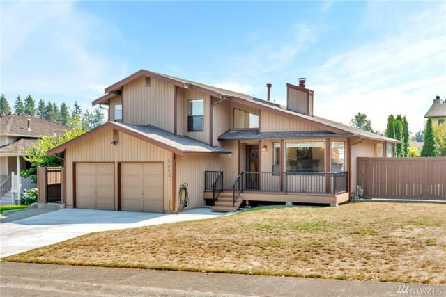 2823 SW 341st Ct, Federal Way, WA 98023 (#1353232) :: Homes on the Sound