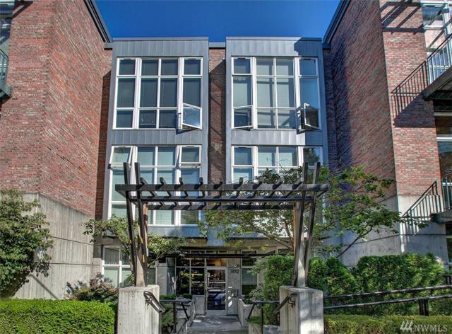 1812 19th Ave #206, Seattle, WA 98122 (#1353363) :: The Robert Ott Group
