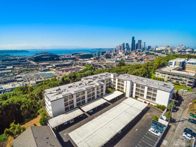 1111 S Atlantic #206, Seattle, WA 98134 (#1353371) :: Homes on the Sound